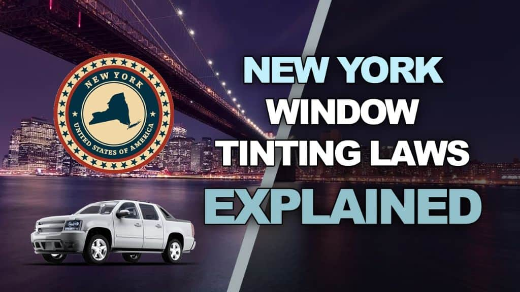 New York Tinting Laws
