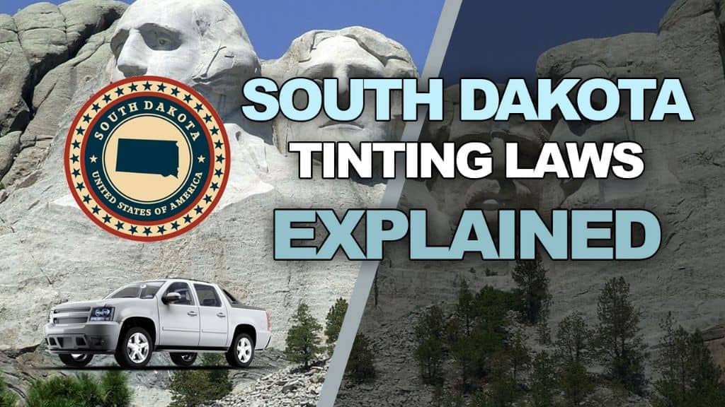 South Dakota Tint Laws